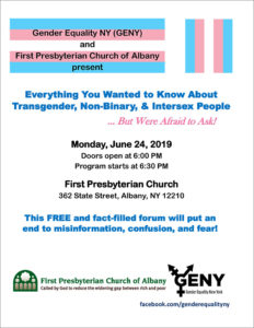 Gender Equality NY (GENY)